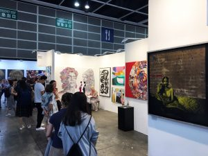 Affordable Art Fair Hong Kong 2019   Denitza